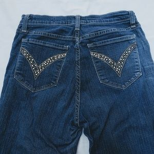 Not Your Daughter's Jeans High Wasted Bootcut